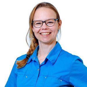 Fysiotherapeute Kiki Koppelmans van KI2Move